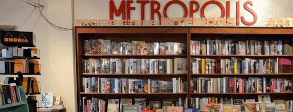 Metropolis is one of Love In Dear Melbourne.