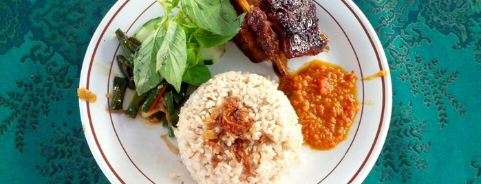 Nasi Brontakkk is one of Bali - Kuliner.