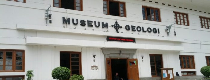 Museum Geologi is one of Museums in Bandung.