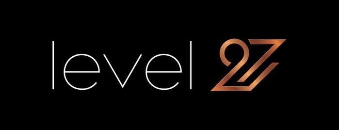 level 27 is one of Wrszw (WAW).