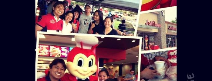 Jollibee is one of Filipino Food & Shops in Houston.