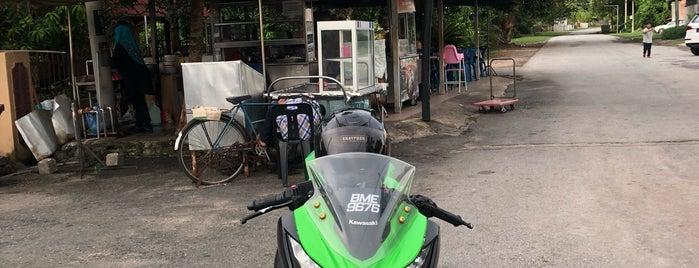 Maksu Laksa Dapur Arang is one of Makan @ Utara #7.