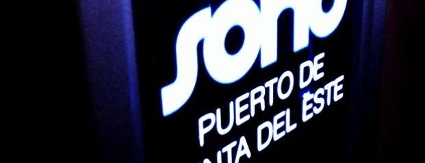 Soho is one of Punta del Este.