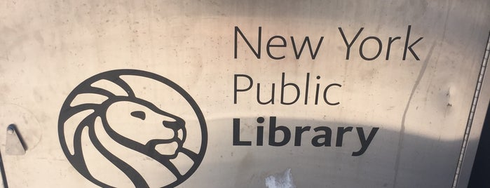 New York Public Library - Mosholu Library is one of New York Public Libraries.