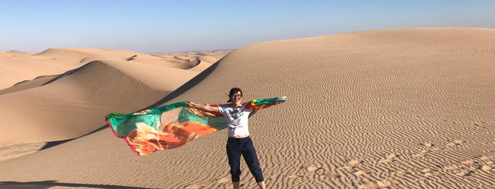 Imperial Sand Dunes is one of road trip u.s.a..
