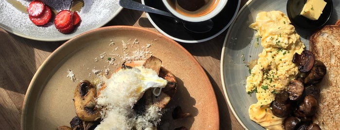 Social Brew Cafe is one of The 15 Best Cozy Places in Sydney.