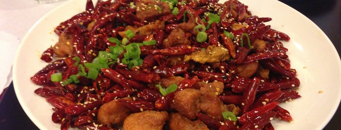 Z & Y Restaurant is one of America's Best Chinese Restaurants.