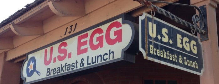 U.S. Egg Tempe is one of Nick's Fav Places to Grub.