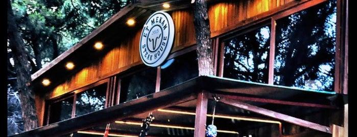 Et Mekan Steak House is one of İstanbul 2.