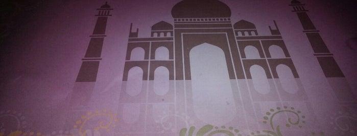 Taj Mahal is one of Sven's favorites.