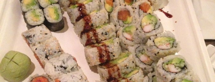Akura Sushi is one of Midtown Lunch Spots.