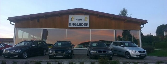 Auto Engleder GmbH is one of AgenturWimmer Kunden.
