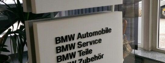 BMW Kneidinger is one of Auto Engleder + Partner.