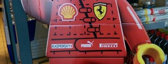 Shell Tankstelle Reiter Sepp is one of Auto Engleder + Partner.