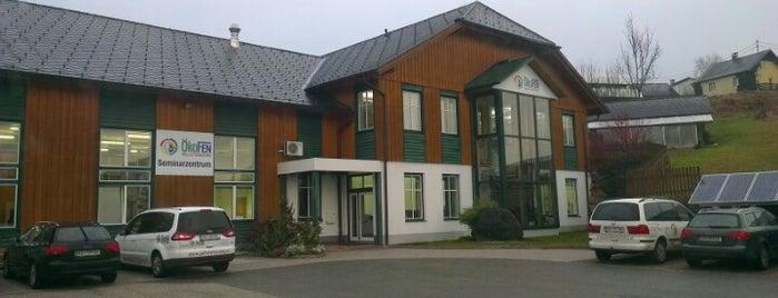Ökofen Pelletsheizung - Kompetenzzentrum is one of Auto Engleder + Partner.