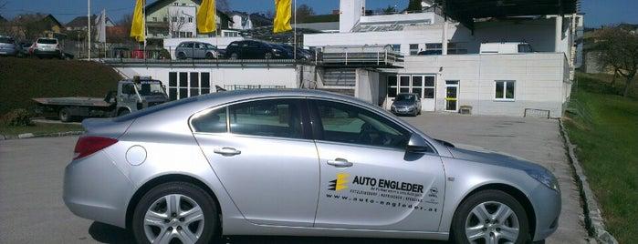 Auto Engleder Hofkirchen GmbH is one of Auto Engleder + Partner.