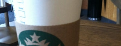 Starbucks is one of Haverhill.