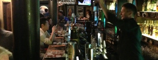 The Blarney Stone is one of Dinner & Drinks!.