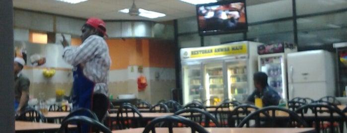 Restoran Anwar Maju is one of Guide to Putra Heights's best spots.