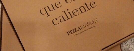 Pizza Market Sants is one of Una mica d'Itàlia a Barcelona.