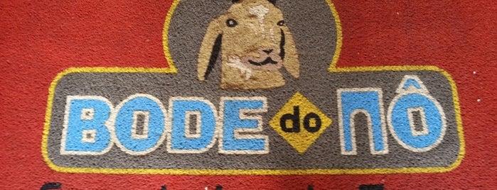 Bode do Nô is one of Meus Lugares.