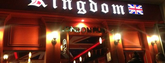 Kingdom London Pub is one of Drinks.