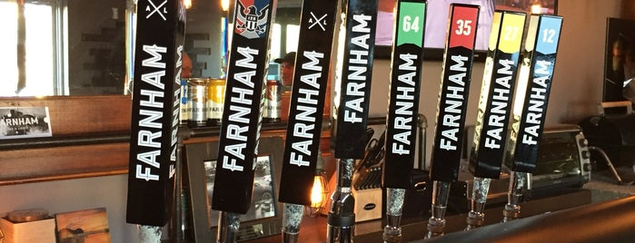 Farnham Ale & Lager is one of Microbrasseries Québec.