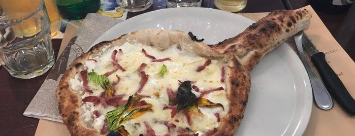 pizzeria gaetano genovesi is one of Pizzerie top.