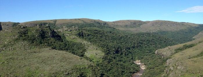 Parque Estadual do Guartelá (Canyon Guartelá) is one of LOBO's.