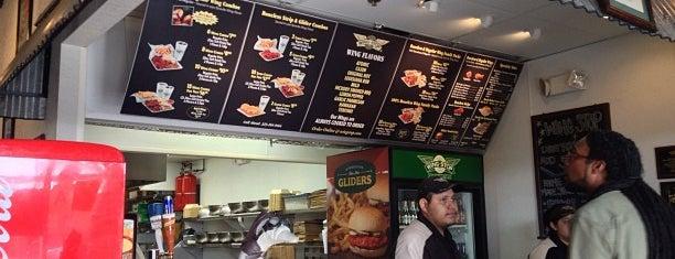 Wingstop is one of Favorite Food Spots.