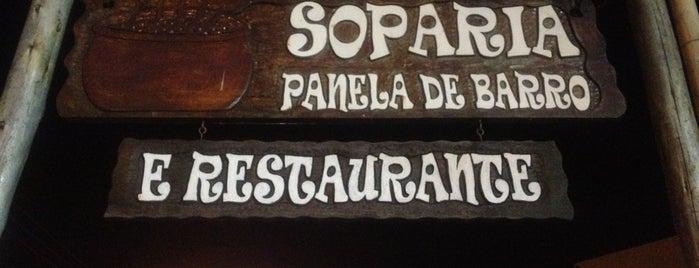 Panela De Barro Soparia is one of Onde comer bem em Aracaju, Sergipe..