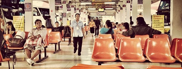 Chiang Rai Bus Terminal II is one of Chaing rai temple.