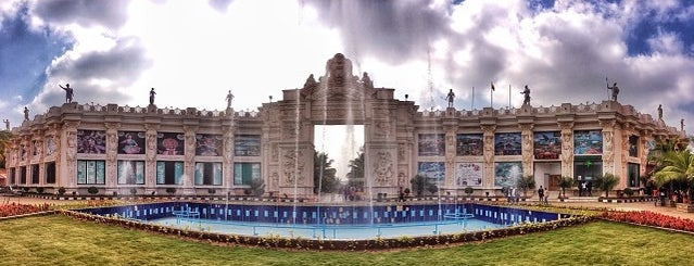 Innovative Film City is one of Bangalore Hot Spots.