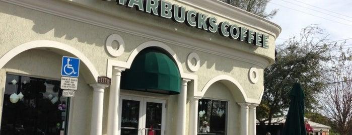 Starbucks is one of my zones.