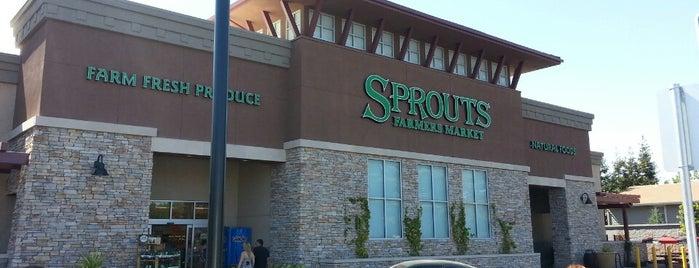 Sprouts Farmers Market is one of Walnut Creek.