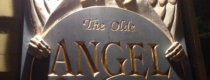 The Olde Angel Inn is one of Niagara.