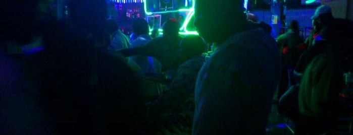 Club Samba is one of Best hangout places.