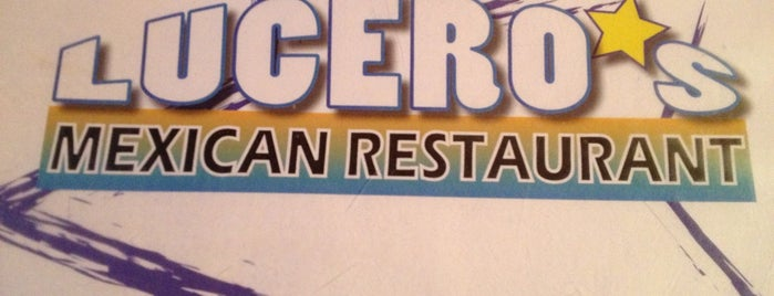 Lucero's Mexican Restaurant is one of Top Notch.