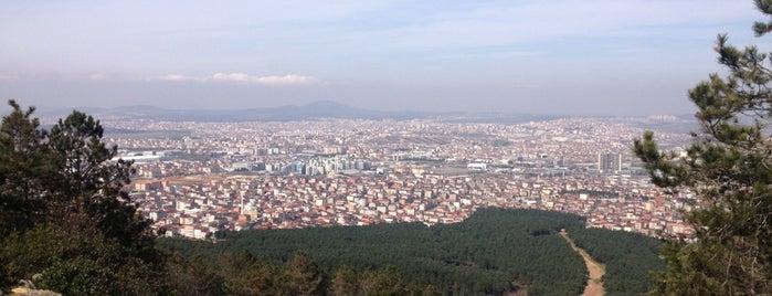 Aydos Tepesi is one of İstanbul.