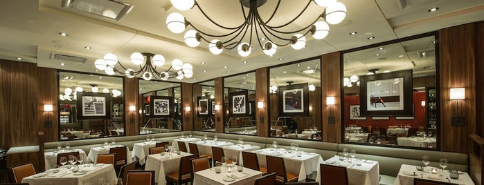 db Bistro Moderne is one of American NYC.