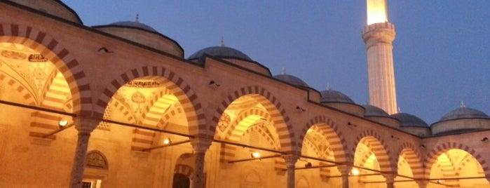 Üç Şerefeli Camii is one of Edirne.