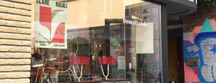 Brocéliande is one of Brussels: the insider's guide.