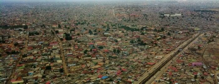 Luanda is one of World Capitals.