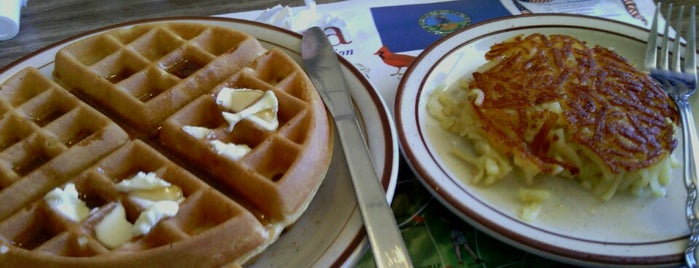 The Villa Diner is one of Food.