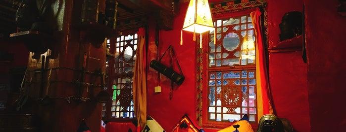 House of Shambhala is one of #China.