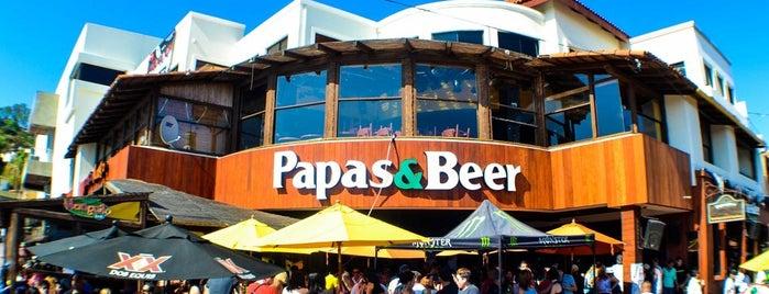 Papas & Beer Ensenada is one of Descuentos con IDENTIDAD-UABC.
