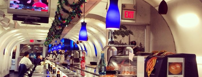 Sakana-Ya Sushi Bar is one of Syracuse.