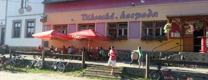 Vlkovská hospoda is one of můj seznam míst.