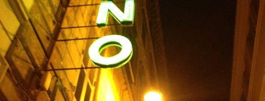 Ristorante Nino is one of Roma - a must! = Peter's Fav's.
