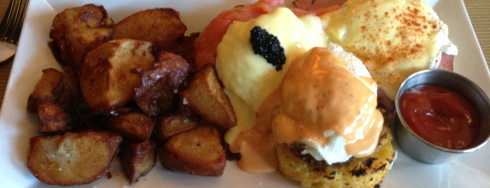 Feast Restaurant & Bar is one of Chicago's Best Brunch Spots.